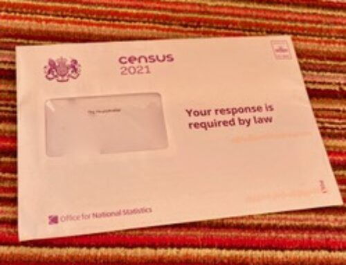 Census Day, 21 March 2021: A reflection on documents, bureaucracy, and the everyday
